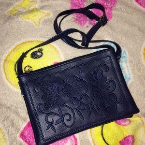 Handbags - Deep Blue Shoulder Bag